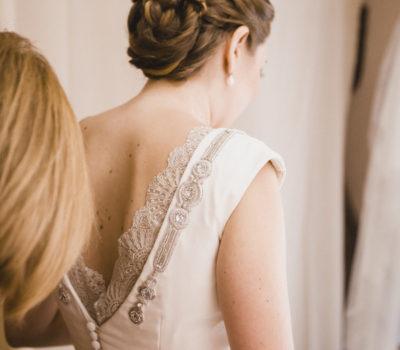 Descubre en el blog de bodas de Beatriz Alvaro , cinco peinados de novia para cinco estilos de vestidos de novia
