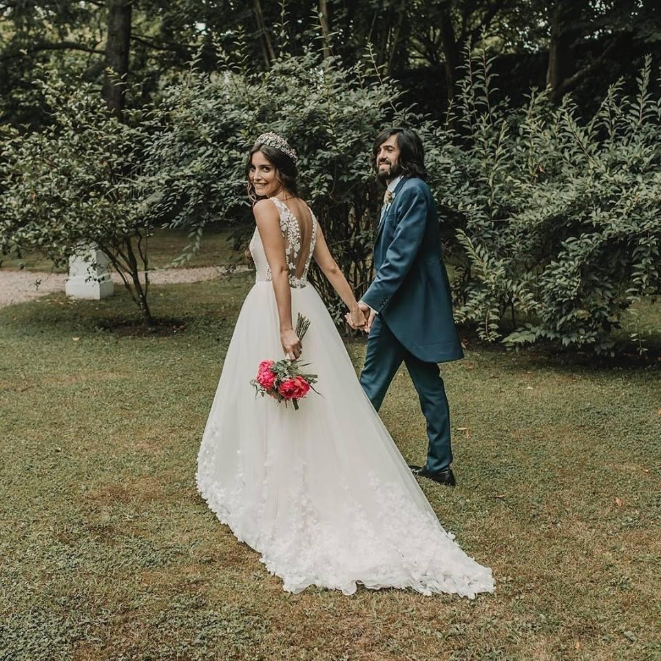 Cinco espaldas impresionantes para cinco novias diferentes, cuál es tu preferida  para tu vestido de novia de Beatriz Alvaro