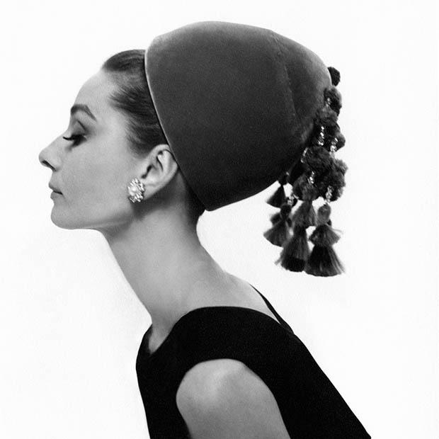 La elegante Audrey Hepburn