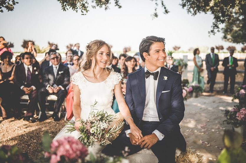 Descubre en el blog de Beatriz Alvaro el maravilloso vestido de novia de Teresa, el vestido más visto en la revista Lucía se casa
