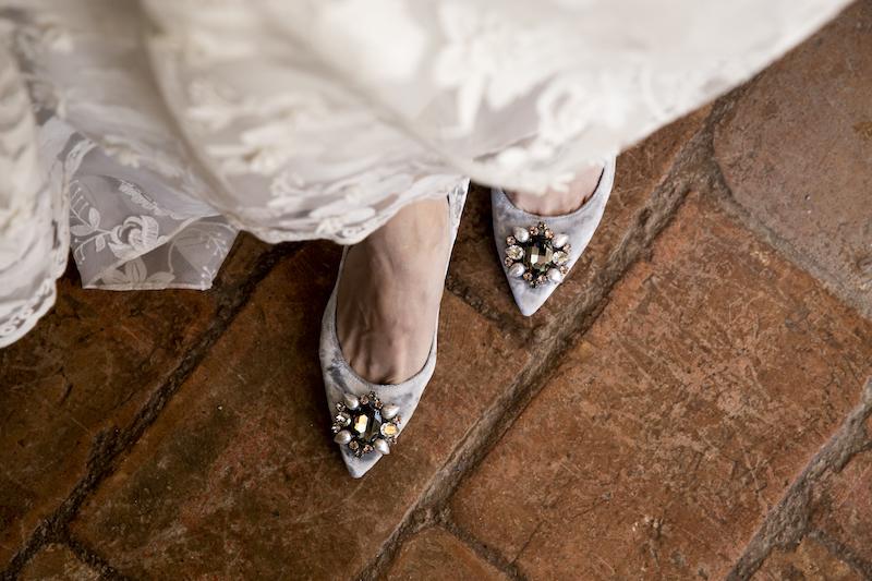 El vestido de mangas abullonadas, el último editorial de La Champanera